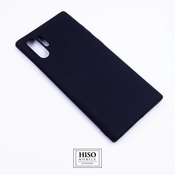 เคส HOCO TPU สีดำล้วน FOR Samsung Note 10 Plus