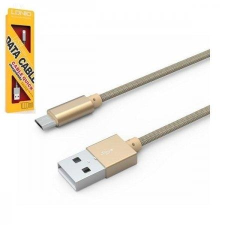 LDNIO LS08 DATA CHARGE MICRO USB CABLE