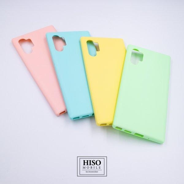 เคส Mercury STYLE LUX TPU ลายผ้า FOR Samsung Note 10 Plus