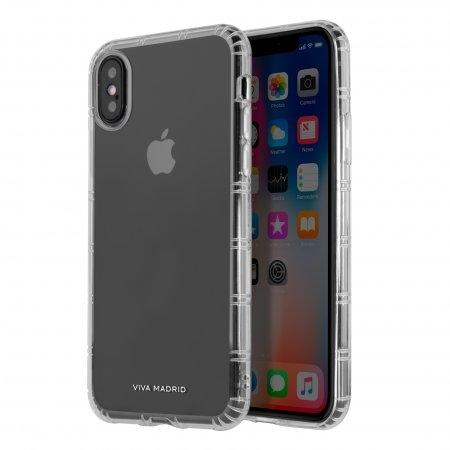 VIVA MADRID DURO SLIM Clear For iPhone X