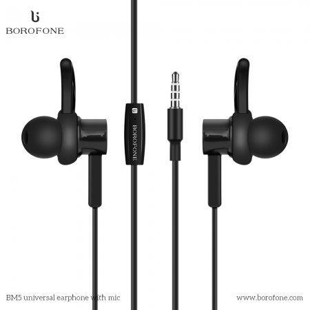 หูฟัง Borofone BM5