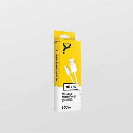 สายชาร์จ WHY METRO (For Micro)