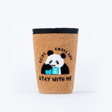 Wildcase Panda Younger size ปลอกแก้วแพนด้า size 16 oz.