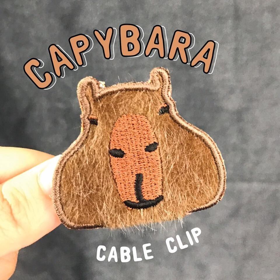 WildClip Capybara