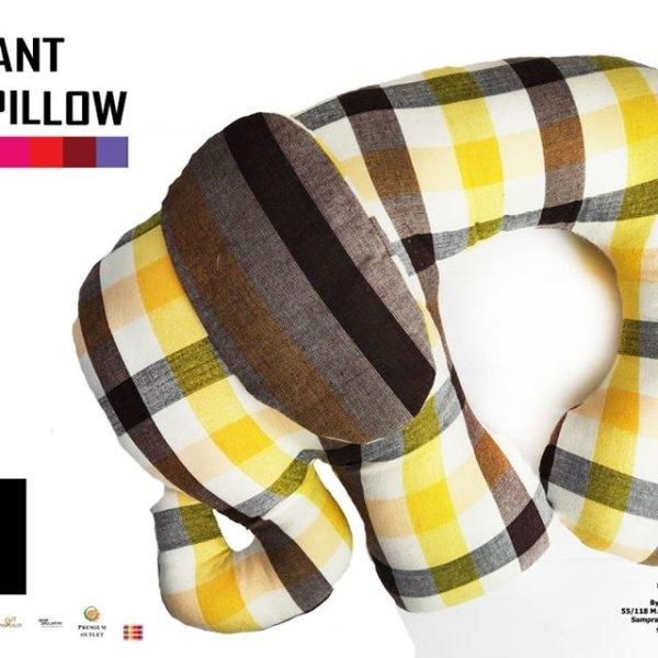 Elephant Neck Pillow (ENP-A)