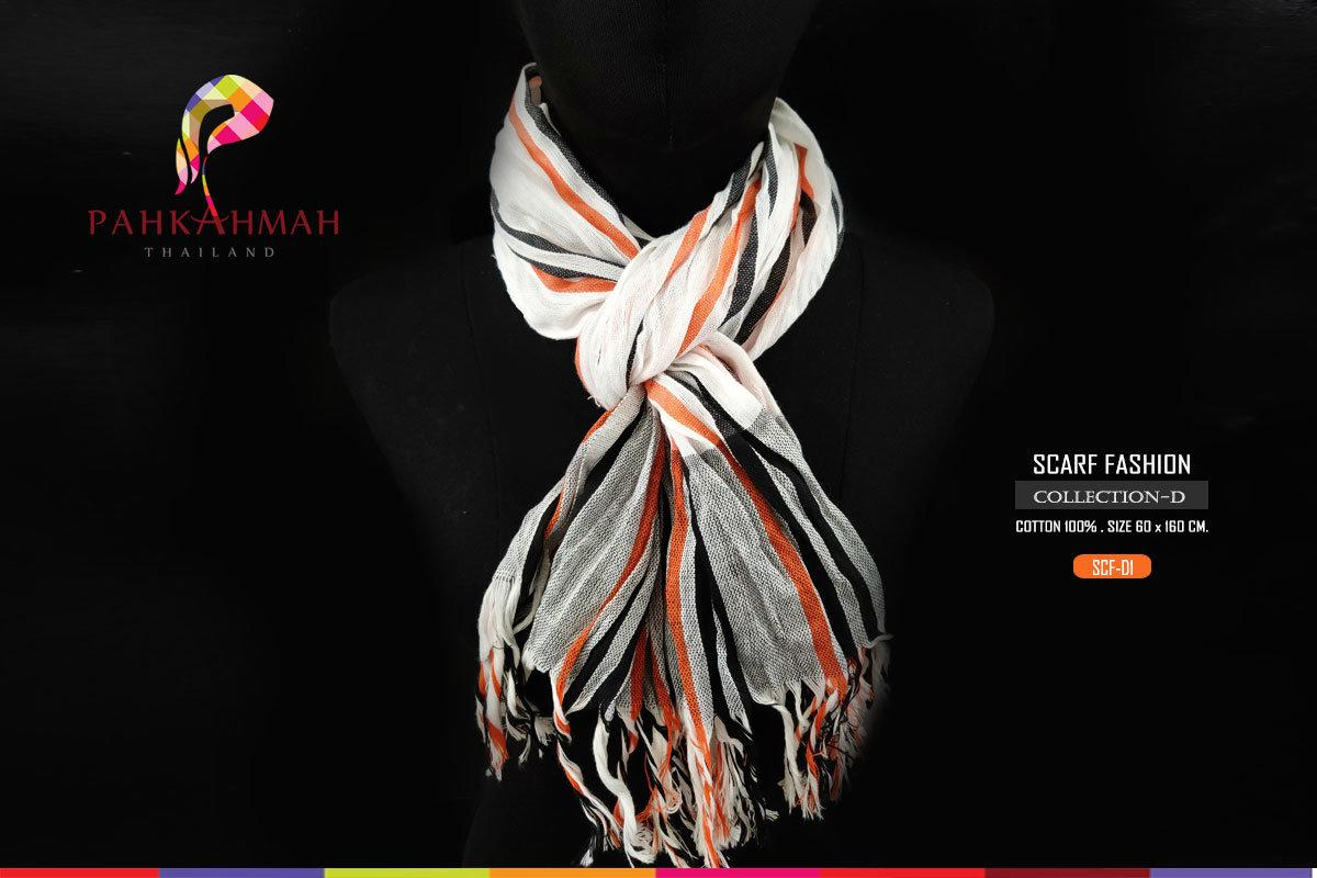 SCARF FASHION SET-D