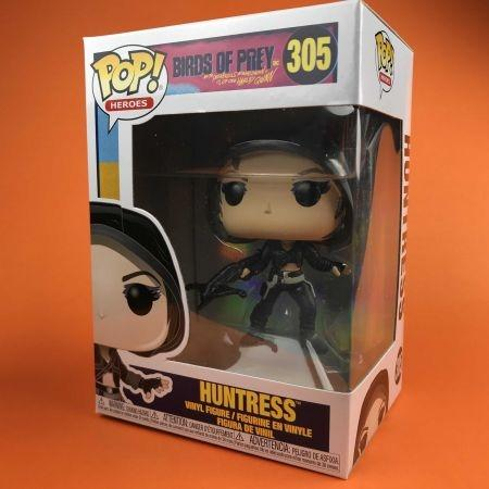 Funko POP Huntress Birds Of Prey 305
