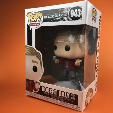 Funko POP Robert Daly ( S04 E01 ) Black Mirror 943