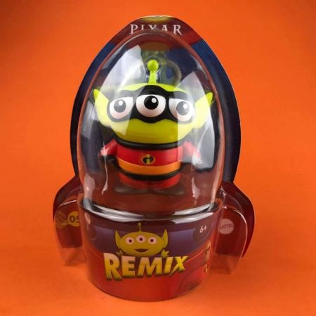 Aliens Remix 05 MR. Incredible Disney Pixar Aliens Collectible Action Figure Case