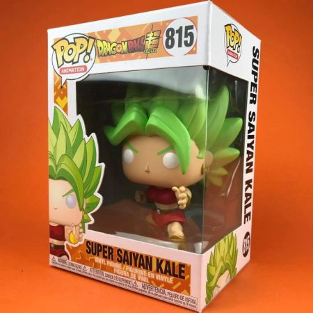 Funko POP Super Saiyan Kale Dragon Ball Super 815