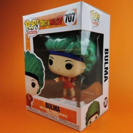 Funko POP Bulma Dragon Ball Z 707