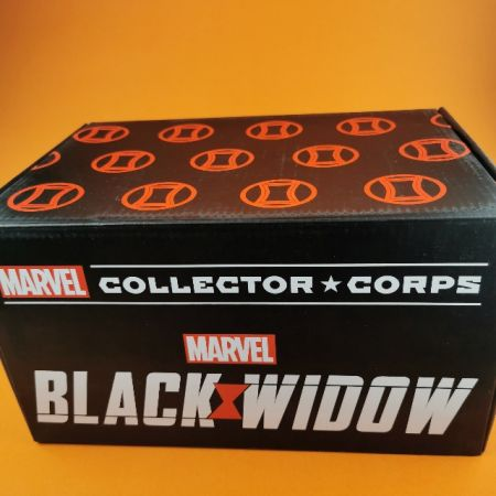 Marvel Collector Corps Black Widow