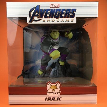 Toylaxy Premium PVC Hulk Avengers Endgame Wave I