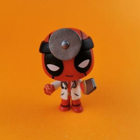Funko Mystery Mini Deadpool