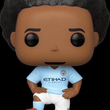 Preorder Funko Pop Football Leroy Sane Manchester City