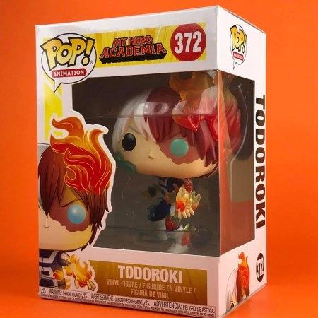 Funko POP Todoroki : My Hero Academia 372