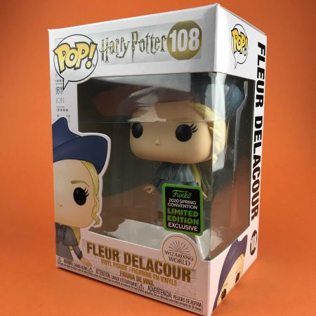 Funko POP Fleur Delacour Harry Potter ECCC 2020 108