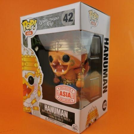 Funko POP Hanuman Exclusive Orange 42
