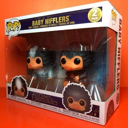 Preorder Pop Baby Niffler Pack 2 Ex.