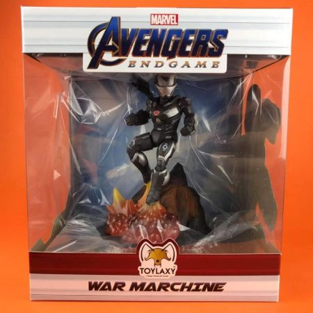 Toylaxy Premium PVC War Machine Avenger Endgame Wave 2