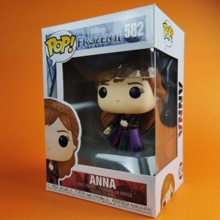 Funko POP Anna Frozen II 582
