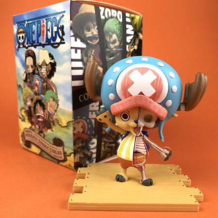 Freeny's Hidden Dissectibles: One Piece Series 1 - Chopper