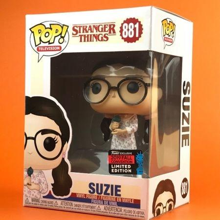 Funko POP Suzie Stranger Thing Nycc 2019 881
