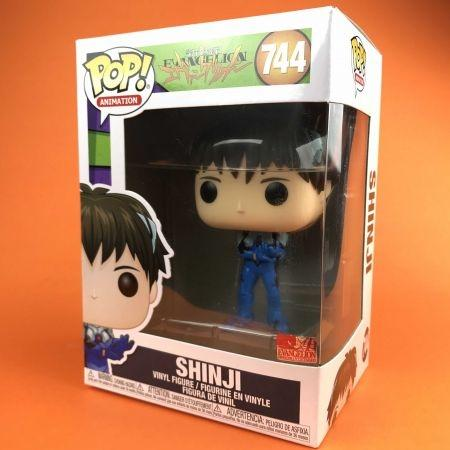 Funko POP Shinji Evangelion 744