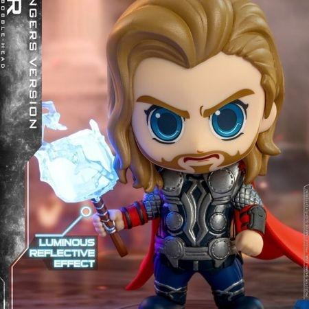 Cosbaby Thor with Hammer The Avengers ver. : Avengers Endgame