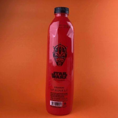 Star wars Sprinkle Water Darth Maul