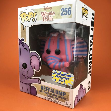 Funko POP Heffalump 256 : Winnie the Pooh Convention Exclusive2017