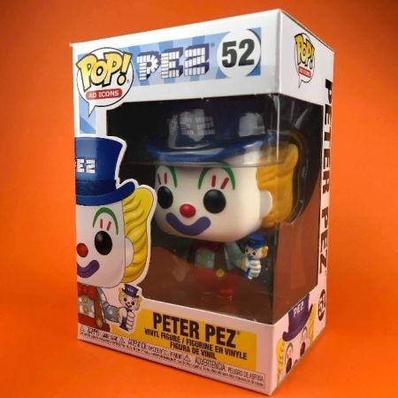 Funko POP Peter Pez PEZ 52