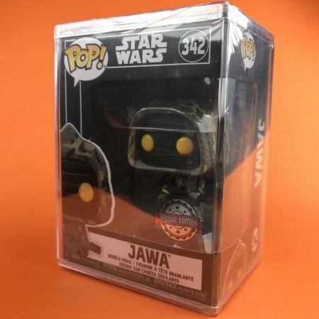 Funko POP Jawa (Futura) (EX) Star wars 342