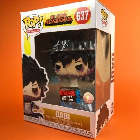 Funko POP Dabi My Hero Academia NYCC 2019 637