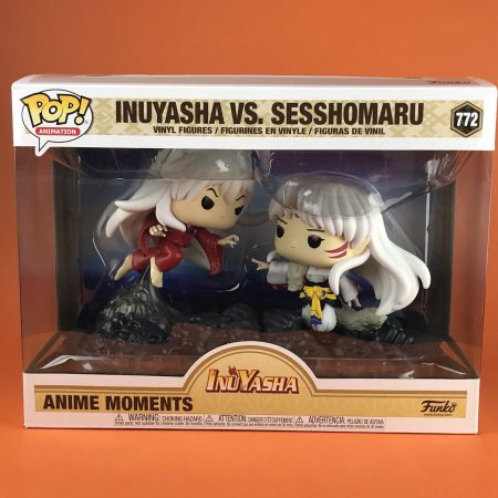 Funko POP Inuyasha vs. Sesshomaru Inuyasha Movies Moment 772
