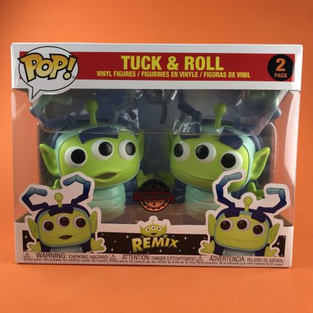 Funko POP Tuck & Roll 2 Pack Pixar - Alien Remix