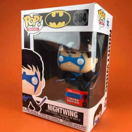Funko POP Nightwing (Robin) DC Comics NYCC 2020