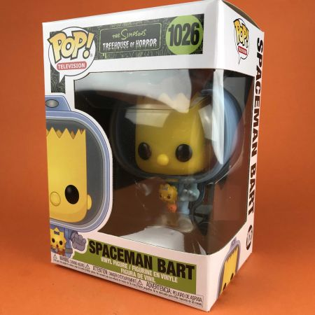 Funko POP Spaceman Bart The Simpsons 1026