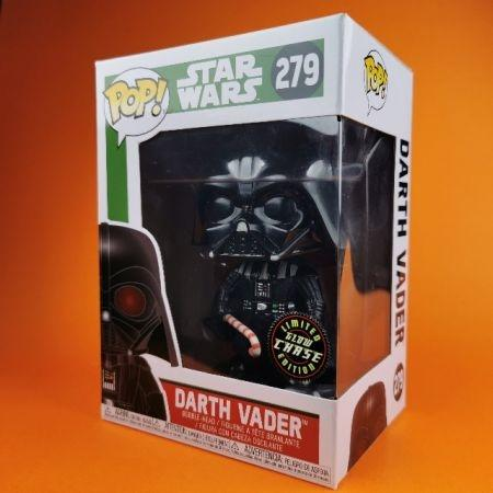 Funko POP Darth Vader Holiday Star Wars ( Chase ) 279