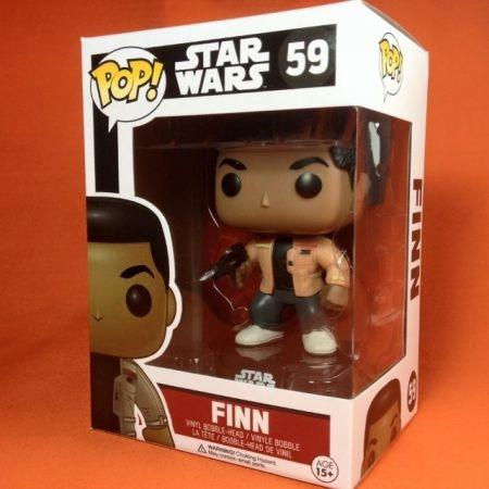 Funko POP Finn Star Wars 59