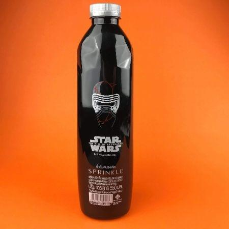 Star wars Sprinkle Water Kylo ren