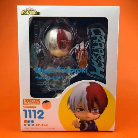 Nendoroid Shoto Todoroki Hero's Edition My Hero Academia