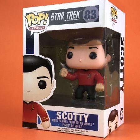 Funko POP Scotty Star Trek 83