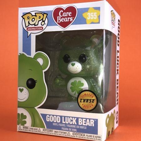 Funko POP Care Bear Good Luck Chase 355