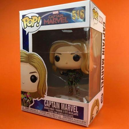 Funko POP Captain Marvel Neon 516