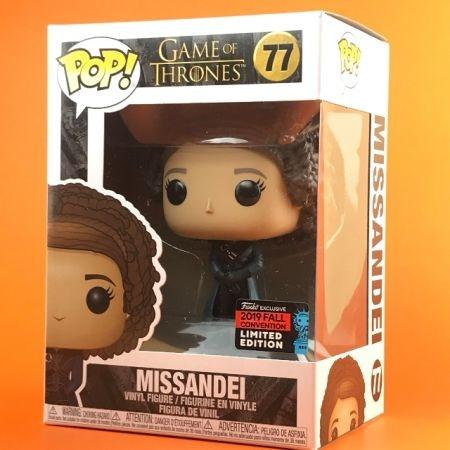 Funko POP Missandei Game Of Thrones Nycc 2019 77