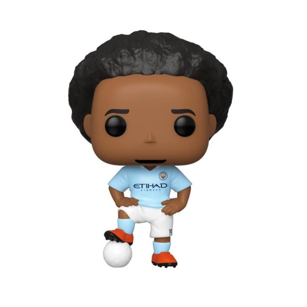 Preorder Funko Pop Football Leroy Sane Manchester City