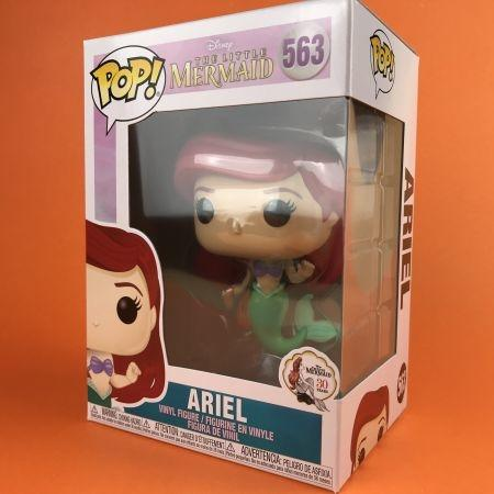 Funko POP Ariel The Little Mermaid 563