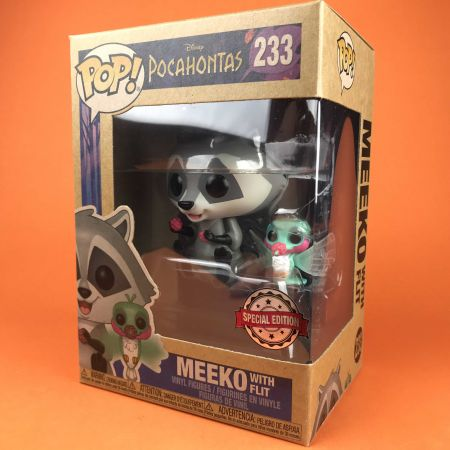 Funko POP Meeko (With Flit) Pocahontas Exclusive 233