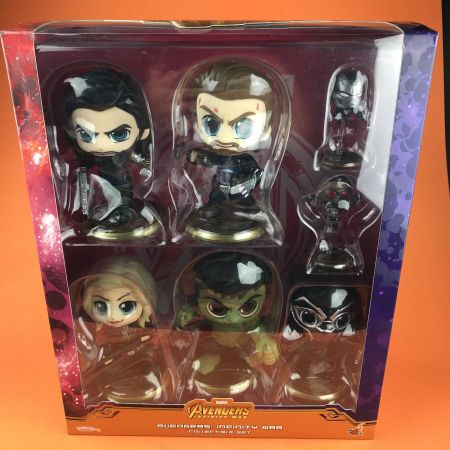 Cosbaby Avengers Infinity War Collectible Set